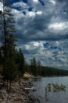 Crescent Lake, Oregon