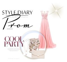 """""""prom"""" by fe007790-1 on Polyvore featuring Carvela, Mansur Gavriel and Michael Kors"""