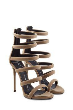 Riemchen-Sandalen mit Stiletto-Absatz | Giuseppe Zanotti