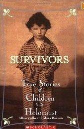 A Scholastic book so an easy read but one that captivates and inspires.  Short stories of children who survived the Holocaust.