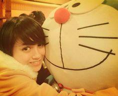 JKT48  Nabilah Ratna Ayu Azalia (Ayu-chin) (ナビラ・ラトナ・アユ・アザリア) (アユチン)  Doraemon