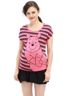 Disney Pooh Maternity and Breastfeeding Top Nomor produk:13818