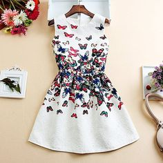 Elegant Summer Style Casual Dress