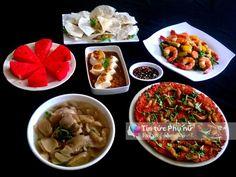 Bữa ăn 6 món tuyệt ngon cho gia đình - http://congthucmonngon.com/202336/bua-6-mon-tuyet-ngon-cho-gia-dinh.html