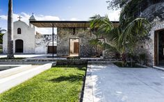 AS Arquitectura and R79 transformed this hacienda in Mexico into a gorgeous boutique hotel.