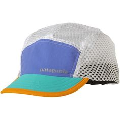 2d60ff3c906 Patagonia Duckbill Cap (€17) ❤ liked on Polyvore featuring accessories