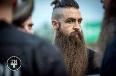 Full big beard
