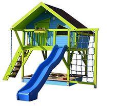 "Bauanleitung Spielhaus ""OLE"", Stelzenhaus, Baumhaus, Bauplan, http://www.amazon.de/dp/B00XGCJ744/ref=cm_sw_r_pi_s_awdl_fp7FxbE655AY4"