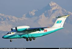 08 Kazakhstan - Air Force Antonov An-72
