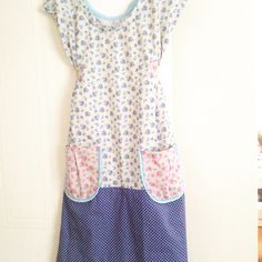 Dottie Angel frock - pattern: 1080 by simplicity in size m. Was a bit confusing but put that down to lack of experience!