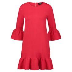 857064934dc4 Seien Sie ein echter Hingucker mit diesem Kleid TYNIA von TED BAKER LONDON.  Dieses gerade