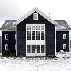 Beautiful Dutch Barn