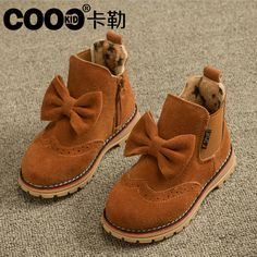 J Ghee 2016 New Fashion Girls Shoes Winter Boots Vintage Boots Carved Martin Boots Children Shoes Warm Princess Kids Shoes Girls Cute Baby Shoes, Baby Boy Shoes, Kid Shoes, Girls Shoes, Victoria Shoes, Baby Girl Boots, Designer Wedding Shoes, Vintage Boots, Kids Boots