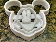 Disney Mickey Mouse Cookie Cutter. 3D printed by MirskyArtGallery
