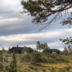 Ole Petter Wullum — LYSTHUS / RINDALSHYTTER Modern Barn House, Clouds, River, Outdoor, Outdoors, Outdoor Games, Outdoor Living, Rivers, Cloud