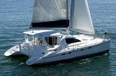 One day we are going to live on a catamaran and sail around the world :)