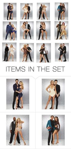 """Dancing with the Stars Season 22"" by roseangel21 on Polyvore featuring art"