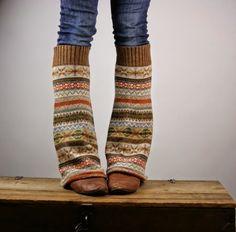 Tulimami: Vecchi maglioni, nuovi stivali