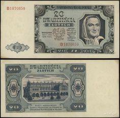 najstarsze 20 złotych