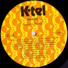 K-tel records ruled!