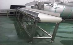 poultry slaughter equipment belt conveyor for carcass