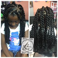 Crochet Braids Old School : ... Kids hair styles on Pinterest Cornrows, Kid hair and Braids for kids