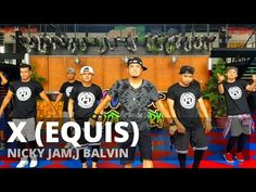 X (EQUIS) by Nicky Jam ft J.Balvin | Zumba® | TML Crew Jay Laurente - YouTube Zumba Workout Videos, Workout Music, Workout Wear, Exercise Music, Zumba Fitness, Dance Fitness, Zumba Routines, Song Artists, Dance Videos