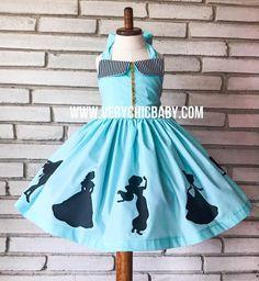 Custom Handmade Costumes & Designs for Girls by VeryChicBaby Tinkerbell Dress, Tiana Dress, Belle Dress, Pocahontas Dress, Aurora Dress, Aurora Costume, Jasmine Costume, Jasmine Dress, Aladdin Costume