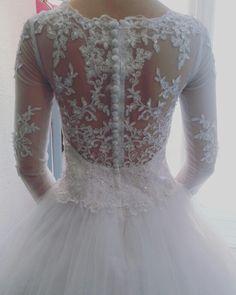 Les mariées de Mélanie robe de mariée en dentelle