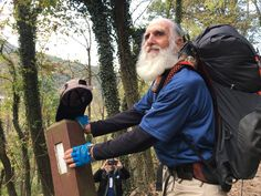 An 82-year-old man hiked the entire Appalachian Trail. Then he danced a jig.