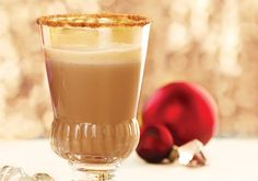 Egg Nog Coffee is a classic holiday drink. Add some rum for extra warmth!