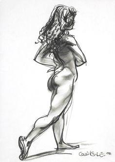 THE ART OF GLEN KEANE.