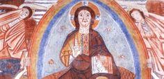 Freska u crkvi sv. Foške kod Peroja