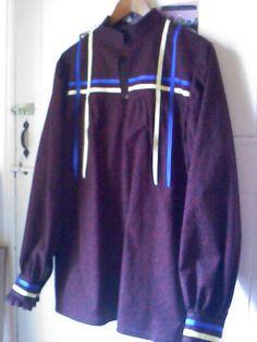 Cherokee Ribbon Shirt by MamacitaHandcrafts on Etsy