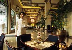 The Peninsula Hong Kong - Famous for its high tea