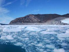 Metade das geleiras dos EUA derreteu devido ao aquecimento global
