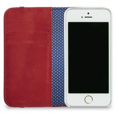 Giveaway for 5 x Flip Wallet Leather iPhone Cases from Toffee Cases over at @theimums !