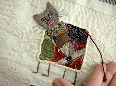 square cat by jude hill, via Flickr