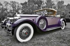 1929 Packard Series 640 Super 8 Runabout