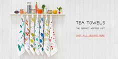 Nell & Mary: Handmade Sustainable Homewares. Pillows, Tea Towels, Placemats, Napkins. Portland, OR.