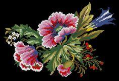 Just Cross Stitch, Beaded Cross Stitch, Crochet Cross, Cross Stitch Flowers, Cross Stitch Charts, Cross Stitch Embroidery, Cross Stitch Patterns, Best Roses, Vintage Cross Stitches