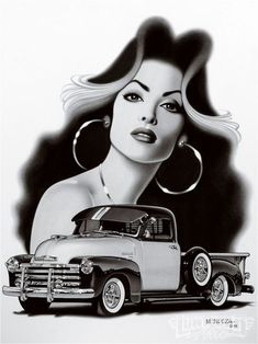 old school arte chola chicana chicano cultura cholo bomba pachuco Pachuca… Chicano Drawings, Chicano Tattoos, Art Drawings, Arte Cholo, Cholo Art, Chicano Love, Chicano Art, Arte Lowrider, Images Google