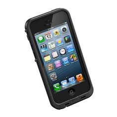 Enjoy the freedom to go everywhere and do everything with your iPhone 5. Water proof, dirt proof, snow proof and shock proof protection lets you make the most of each and every day.  Please note that supply is limited and likely to sell out quickly. If out-of-stock, check back frequently as additional stock will be added as it becomes available..