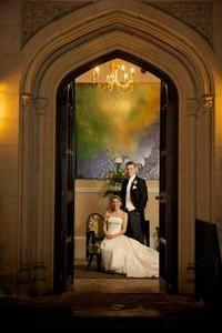 Door archway/lobby shot