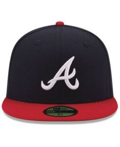 715998322d7 New Era Atlanta Braves 9-11 Memorial 59FIFTY Fitted Cap - Navy Red 7