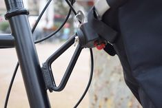VELI MINIVELO T7 Brompton, Bicycle, Handmade, Made By Hands, Bicycles, Hand Made, Bicycle Kick, Bike, Arm Work