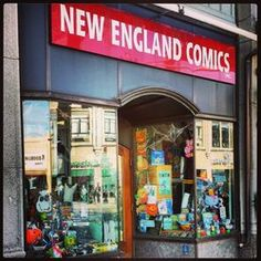 New England Comics of Brookline will participate as a vendor in the Boston Comic Con at the Seaport World Trade Center from, Friday Aug. 8, through Sunday, Aug. 10.   #BostonComicCon #Boston #NewEnglandComics #Brookline #comics www.bostoncomiccon.com http://brookline.wickedlocal.com/article/20140714/NEWS/140707524