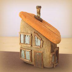 Driftwood House by hanspeterroersma, via Flickr
