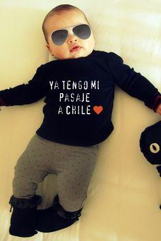 Yo quiero mi pasaje a Chile...