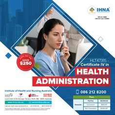 Move from a monotonous job to a challenging profession! Whether you are already working in a health administration role or an individual who wants to acquire deeper skills and knowledge to progress your career, Certificate IV in Health Administration is the one for you! For course details, contact 0862128200. #IHNA #HealthAdministrationSupervisor #PracticeManager #CertificateCourse #australia Nursing Australia, Customer Service Strategy, Nursing Courses, Chiropractic Clinic, Certificate Courses, National Police, Medical Terminology, Learning Resources, Are You The One